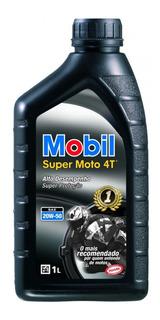 Óleo Mobil Super Moto 4t 20w50