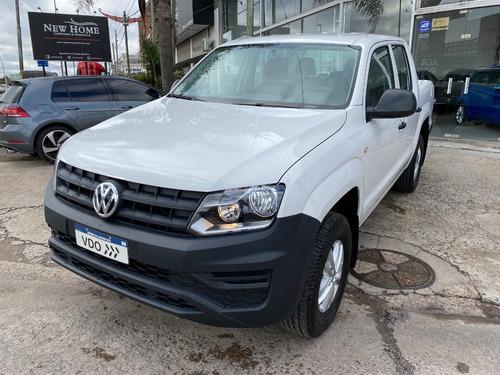 Volkswagen Amarok Trendline 2.0 140cv 4x2 Vehiculosdeloeste