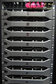 Dell Poweredge R710 2 Quad E5620 2.4ghz 16gb Ram 2 Hds 300gb
