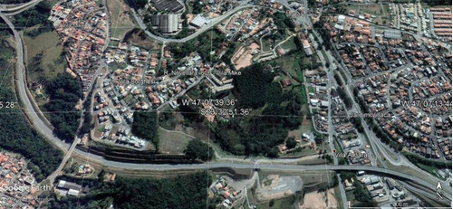 Área À Venda, 17000 M² Por R$ 3.450.000,00 - Vila Mike - São Roque/sp - Ar0326