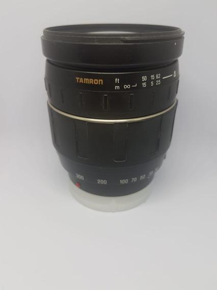 Lente Tamron If 28-300mm