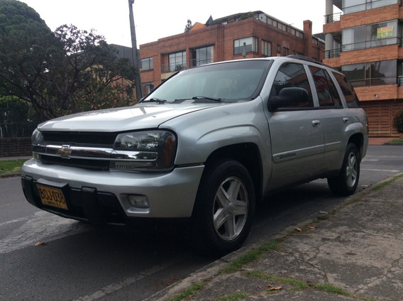 Chevrolet Trailblazer Ltz 5 Psj 4200cc At 4x4