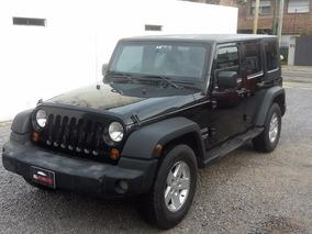 Jeep Wrangler Unlimited 4wd 3.8 A/t El Puente Automotores