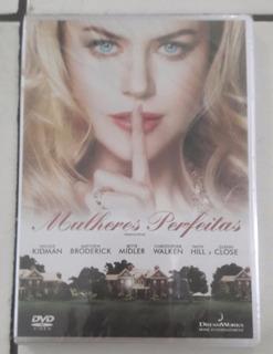 Dvd - Mulheres Perfeitas - Nicole Kidman - Original Lacrado