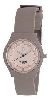 Reloj Orbital Unisex Modelo Ed393181 Agente Oficial Local Belgrano