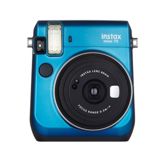 Câmera Instax Mini 70 Fujifilm Instaxmini70 Amarela