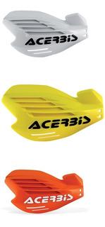 Cubremanos Puño Acerbis X - Force Amarillo S
