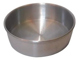Molde De Aluminio Para Pastel Redondo 30 Cm