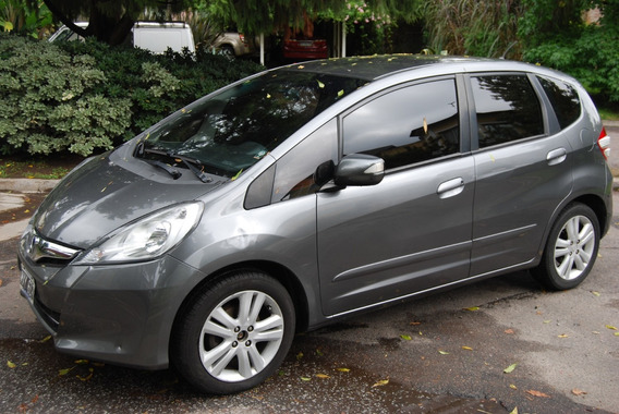Honda Fit Ex Mt 2013