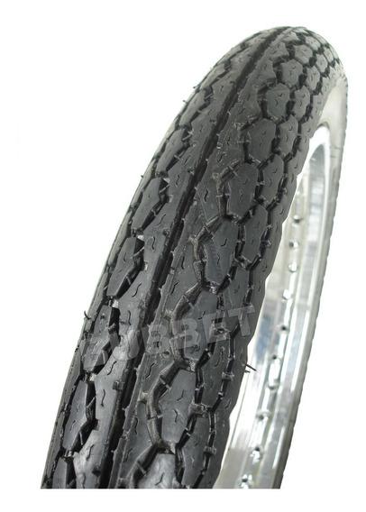 Pneu Trasei 2.75-18 Dunlop K98 Original Honda Cg125 Até 1982