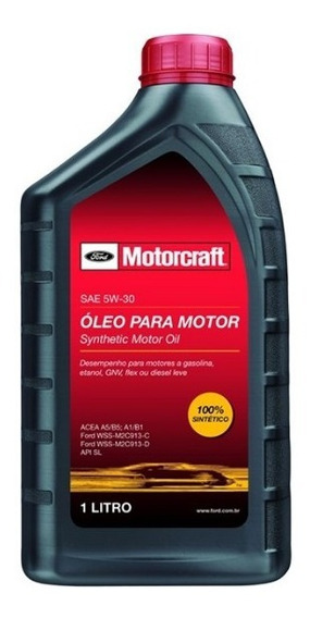 Óleo Para Motor Sae 5w30 Sintético Motorcraft