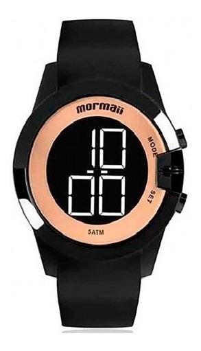 Relógio Mormaii Unissex Mo13001a/8j Original
