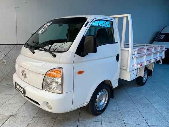 Hyundai Hr 2.5 Carroceria De Madeira 2012