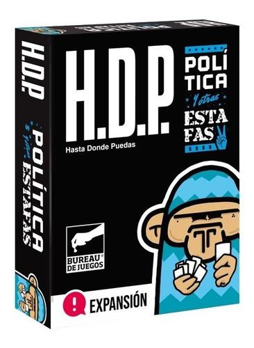 Expansión H.d.p. Política Y Otras Estafas Buro Orig. E.full