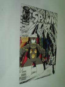 Hq Spawn Nº 10 (em Inglês) - Ed. Image 1993 Todd Mcfarlane