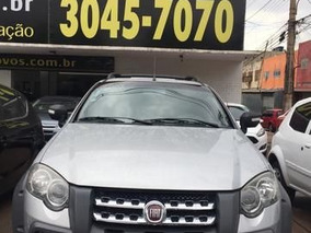 Fiat Strada Adv.ext./ Ext. 1.8 Locker Flex Cd 2012