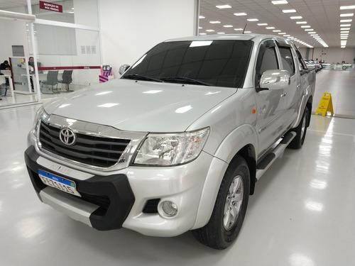 Imagem 1 de 13 de Toyota Hilux 2.7 4x2 At Sr