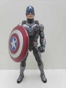 Capitao America Marvel Legends Endgame Vingadores Avengers