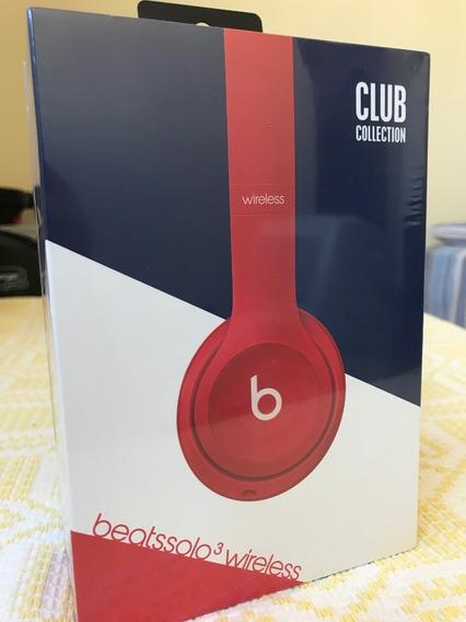 Beatssolo3 Wireless Red