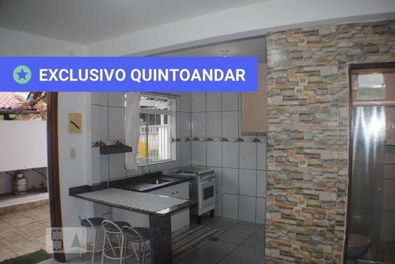 Apartamento Térreo Mobiliado Com 1 Dormitório E 1 Garagem - Id: 892959861 - 259861