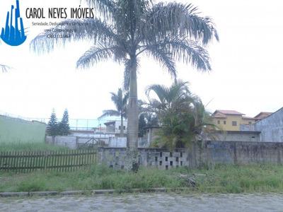 2933- Lindo Terreno Lote Inteiro A 100 Metros Da Praia !