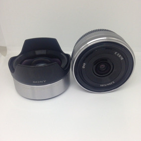 Lente Sony Seminova 16mm F2.8 Garantia Envio Rápido