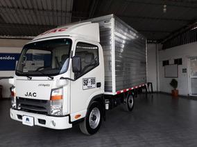 Jac 1035 Furgon Modelo 2019
