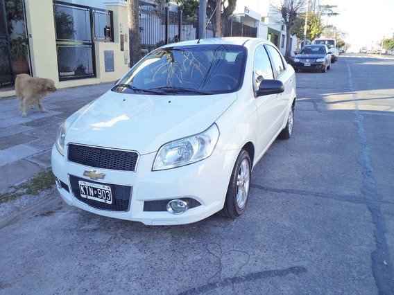 Chevrolet Aveo G3 2012. Impecable