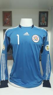 Camisa Futebol Selecao Paraguai Eliminatorias Copa 2014