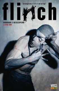 Flinch - Horror E Desespero - Livro Um