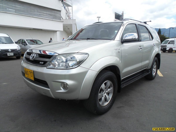 Toyota Fortuner Fortuner 4.0