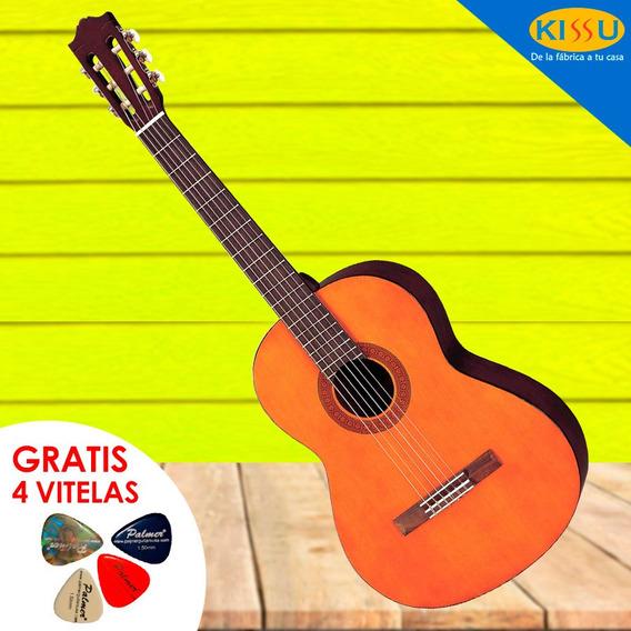 Guitarra Acustica Yamaha C40 Alta Calidad Gratis 4 Vitelas
