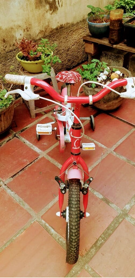 Bicicleta Infantil Hello Kitty