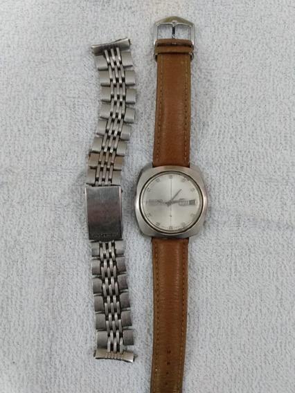 Relógio Seiko-5 Automatic 21 Jules Ano 1965