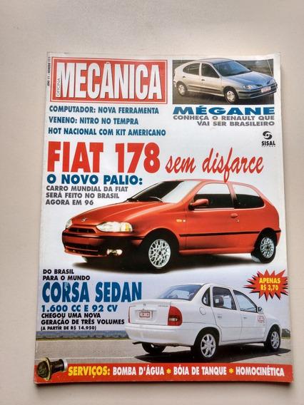 Revista Oficina Mecânica 111 Hilux Tempra Palio Megane 019