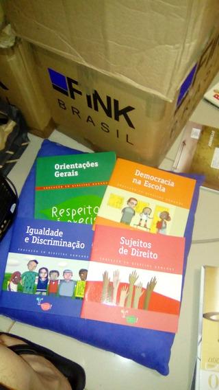 Box Educação Em Direitos Humanos Respeitar É Preciso - Psp