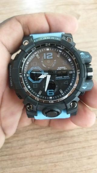 Relógio G-shock Pulseira Azul