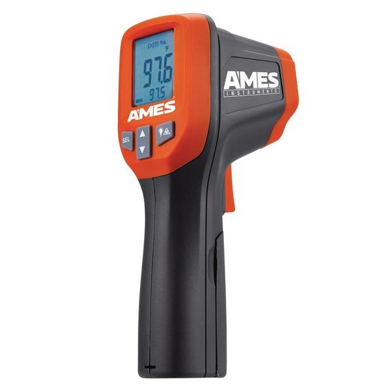 Ames Ir12 Laser Infrarojo Termometro 12:1 Bateria 9 Volt
