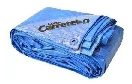 Lona Carreteiro Itap Azul 4 X 3