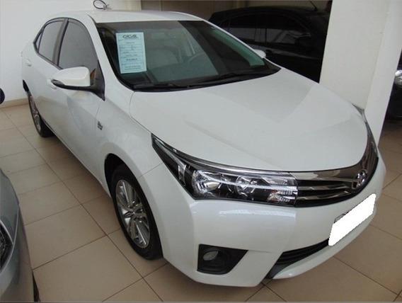 Toyota Corolla 2.0 Xei 16v Flex 4p Aut. 2015