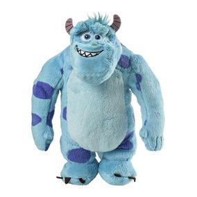Pelúcia Com Som Personagens Disney Sulley Sullivan 30cm