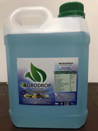 Agrodrop 2kg - Árboles, Plantas, Paisajismo, Jardin, Indoor