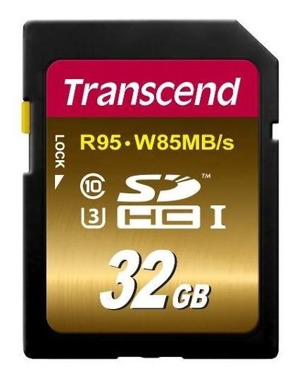Cartão Memória Sdhc 32gb Classe 10 Ultimate Uhs-1 U3 R95 W85