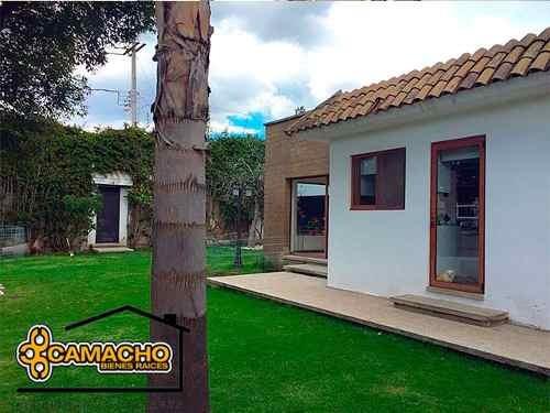Casa En Venta En Santiago Momoxpan Opc-0106