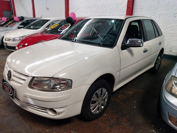 Volkswagen Gol 1.0 Mi Ecomotion 8v Flex 4p Manual G.iv