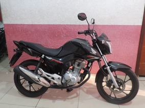 Honda Cg Fan 160 2019 890 Km