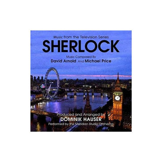 Hauser Dominik Sherlock Music From The Television Series-o.s