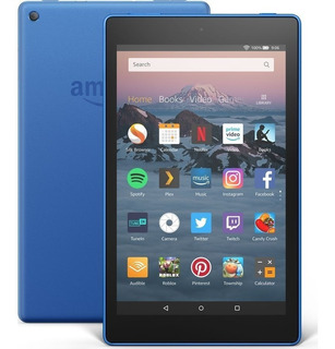 Tablet Amazon Kindle Fire Hd 8 16gb