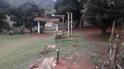 Imagem 1 de 12 de Sítio Com 3 Dormitórios À Venda, 4800 M² Por R$ 202.000,00 - Paineiras - Redenção Da Serra/sp - Si0034