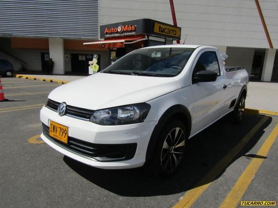 Volkswagen Saveiro 1.6 Mt